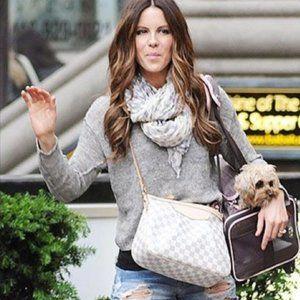 AUTHENTIC Louis Vuitton Siracusa PM CROSSBODY bag